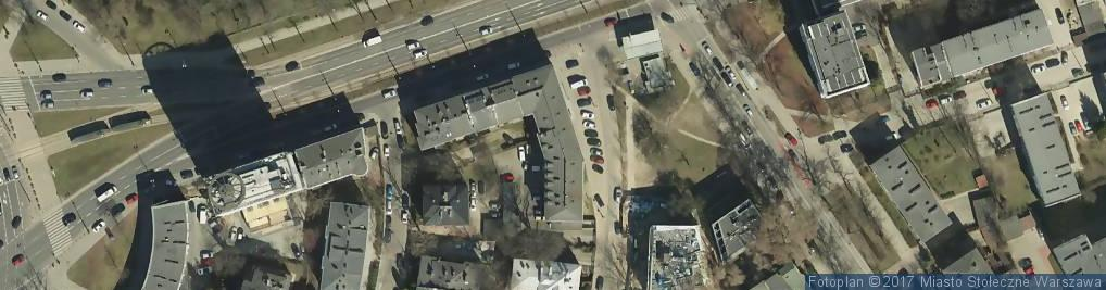 Zdjęcie satelitarne Morfeos Architekci Robert Kucharski