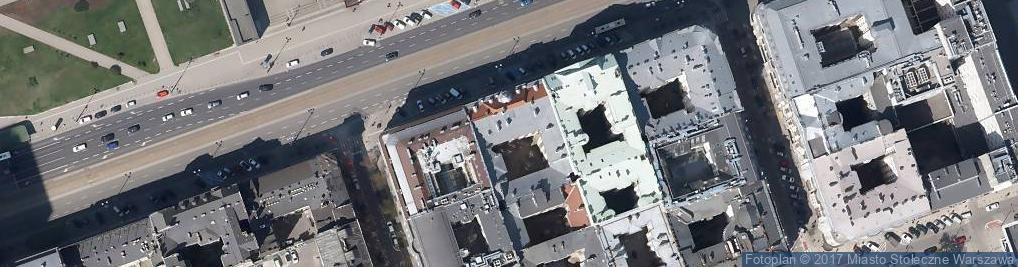 Zdjęcie satelitarne Op Architekten ZT