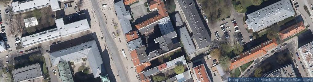 Zdjęcie satelitarne STARUŃ WANIK ARCHITEKCI