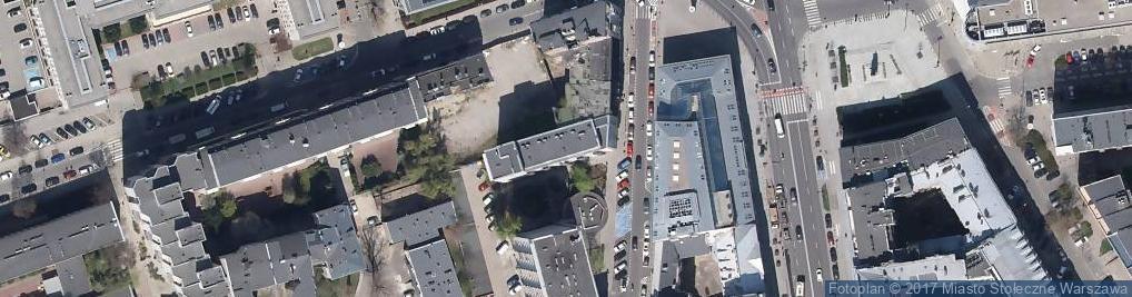 Zdjęcie satelitarne Usługi Architektoniczne