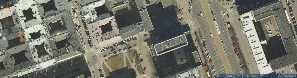 Zdjęcie satelitarne Ulica Nowogrodzka