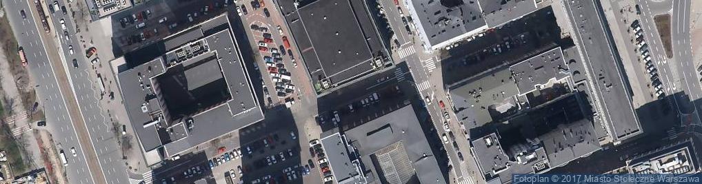Zdjęcie satelitarne Ulica Sienkiewicza