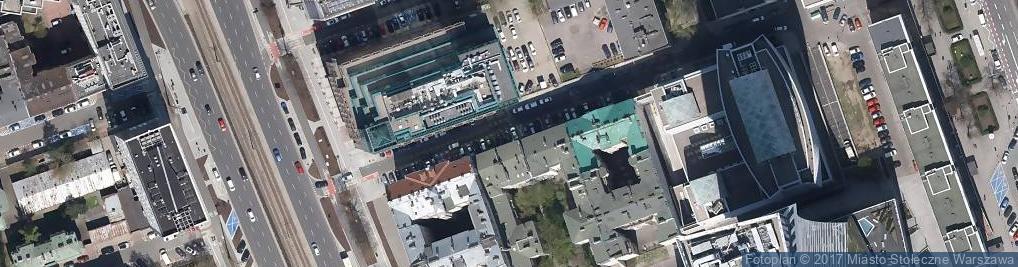 Zdjęcie satelitarne Ulica Sienna