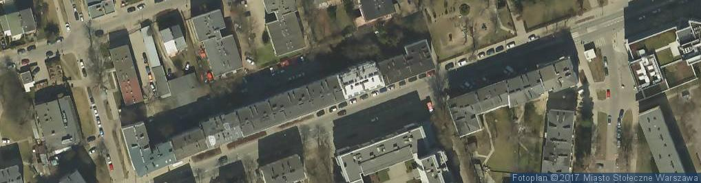 Zdjęcie satelitarne Hoyerauto