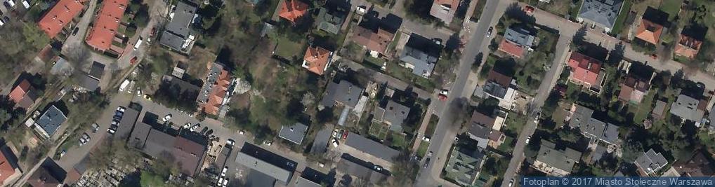 Zdjęcie satelitarne Autoszyby
