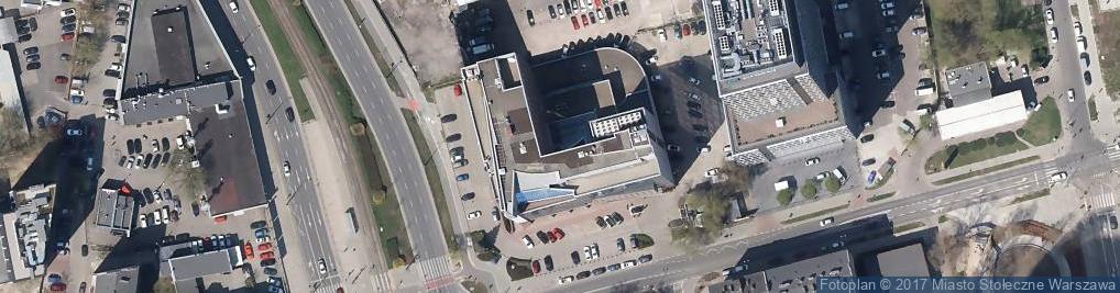 Zdjęcie satelitarne AXA - Ubezpieczenia