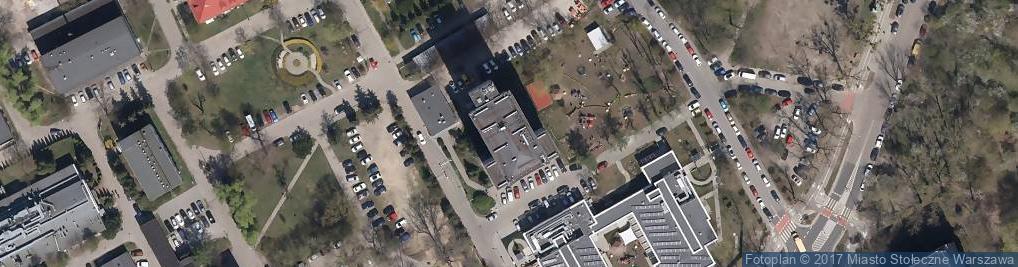 Zdjęcie satelitarne BPS