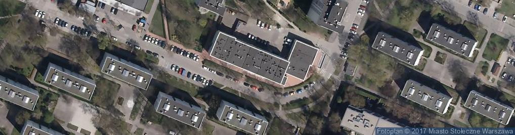 Zdjęcie satelitarne Bank Pocztowy - Oddział