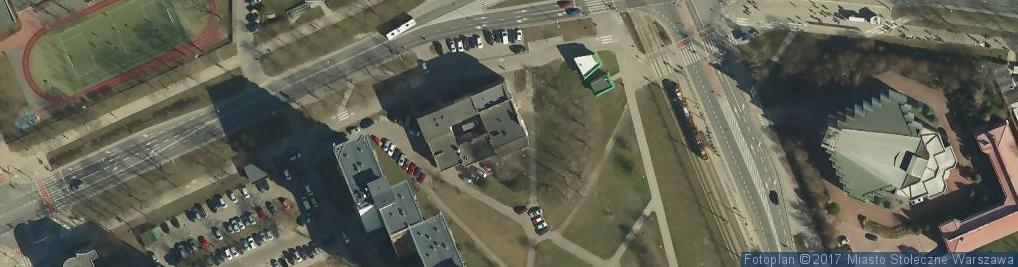 Zdjęcie satelitarne Biuro Kredytowe