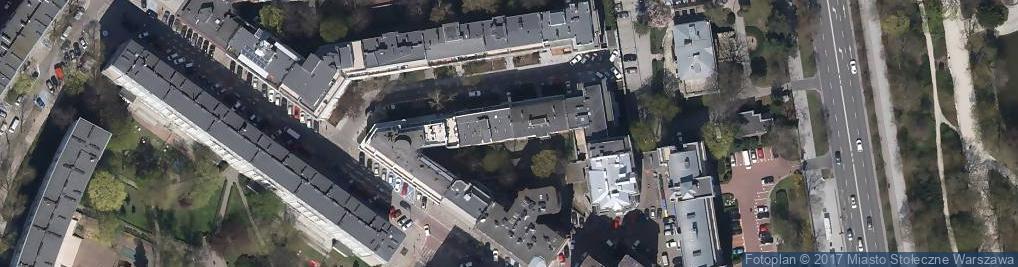 Zdjęcie satelitarne Dukat Agencja Kredytowa