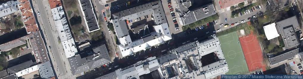 Zdjęcie satelitarne PiwPaw BeerHeaven