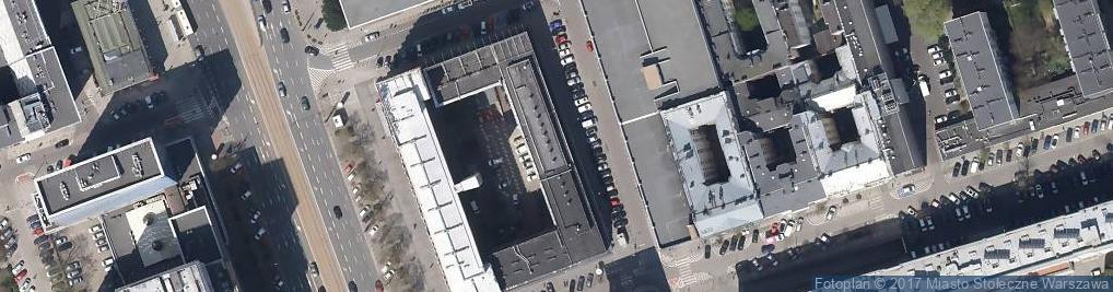 Zdjęcie satelitarne PiwPaw Parkingowa