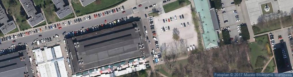 Zdjęcie satelitarne Bar 'Beef'N'Roll'