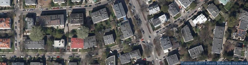 Zdjęcie satelitarne Bar 'Fenicja'