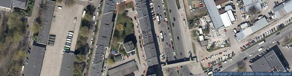 Zdjęcie satelitarne Bar 'Mistrz I Małgorzatka'