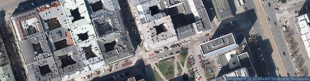 Zdjęcie satelitarne Bar 'Vis A Vis'