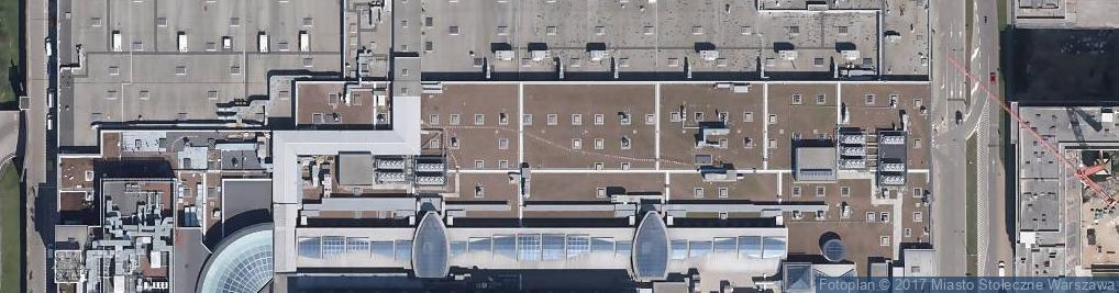 Zdjęcie satelitarne Bar Kinowy 'Cinema City Arkadia'
