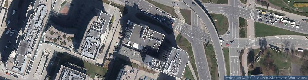 Zdjęcie satelitarne Upss