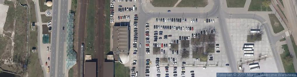 Zdjęcie satelitarne Parking Bezpłatny