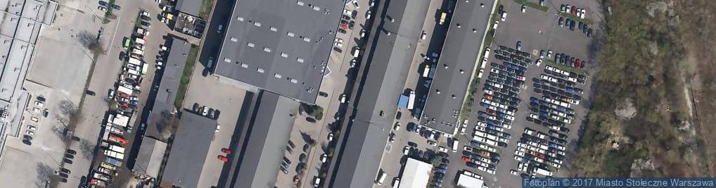 Zdjęcie satelitarne Glovex Import i Dystrybucja Bhp