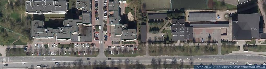 Zdjęcie satelitarne Pożarpoż