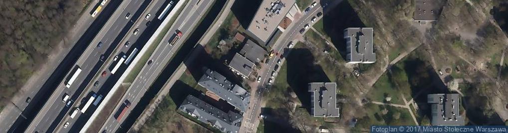 Zdjęcie satelitarne REAL BHP Artykuły BHP i Sprzęt Elektroizolacyjny