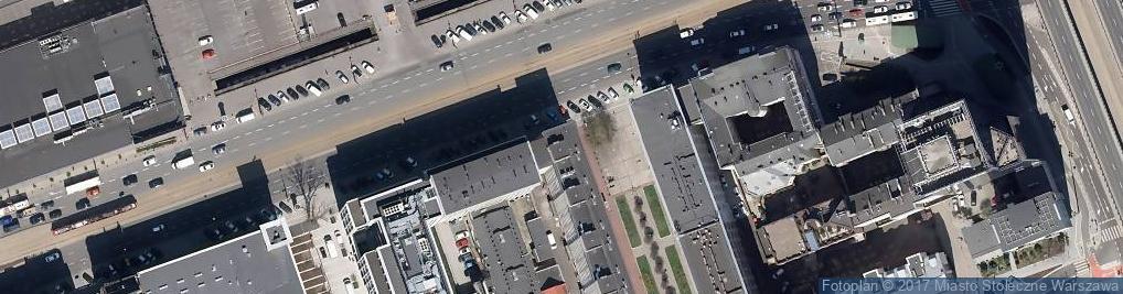 Zdjęcie satelitarne Wirtualne Biuro Jerozolimskie89