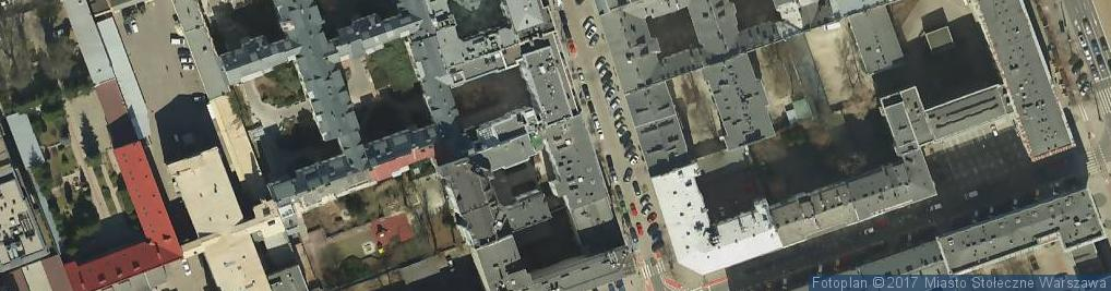 Zdjęcie satelitarne Bioton Tour