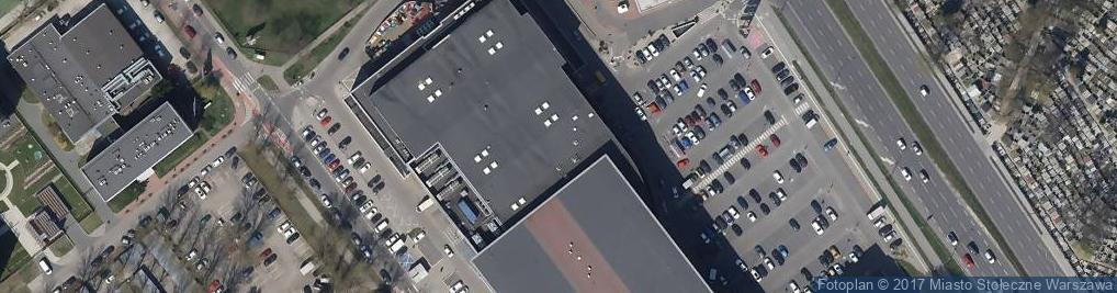 Zdjęcie satelitarne Blue Sky Travel
