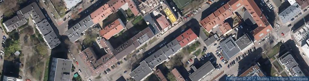 Zdjęcie satelitarne Damis Travel