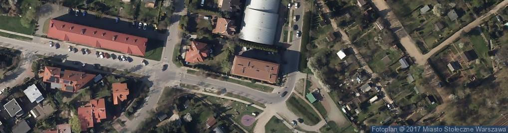 Zdjęcie satelitarne Agamar Usługi Księgowe