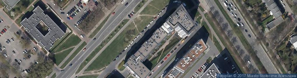 Zdjęcie satelitarne Biuro Rachunkowe Abacus