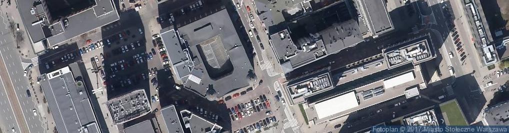 Zdjęcie satelitarne Biuro rachunkowe Effepro