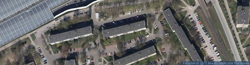 Zdjęcie satelitarne Biuro Rachunkowe Konto