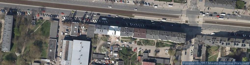 Zdjęcie satelitarne Biuro Rachunkowe Legis Pariaszewska Stefania Kuszewski Zdzisław