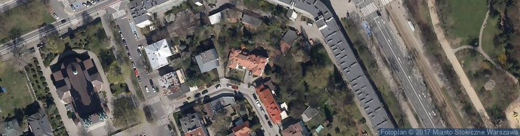 Zdjęcie satelitarne Biuro Rachunkowe Sigma Katarzyna Lech