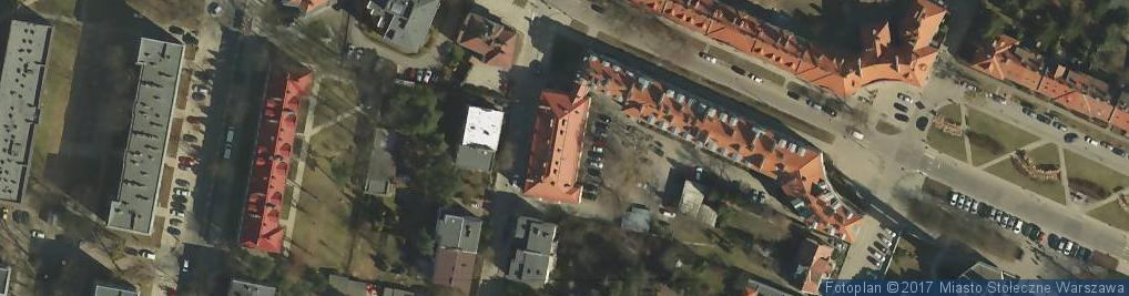 Zdjęcie satelitarne Biuro Usług Księgowych Teresa Filipowicz & Elżbieta Molda