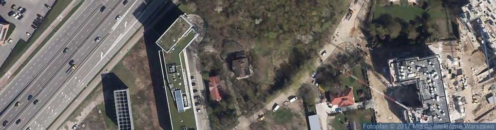 Zdjęcie satelitarne Biuro Usług Księgowych