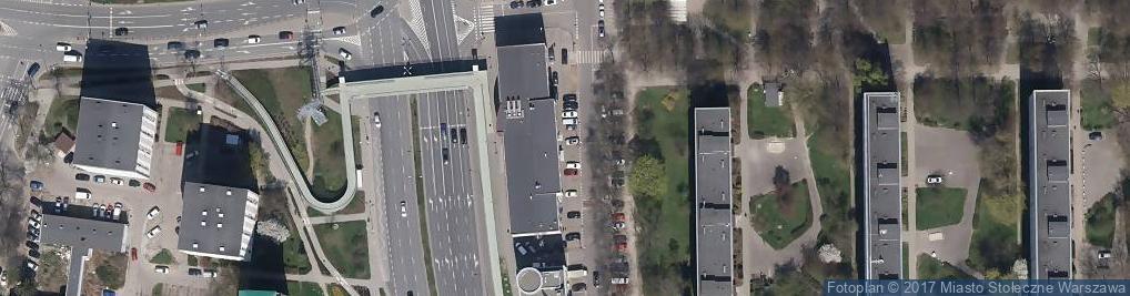 Zdjęcie satelitarne L.Y.T.V.Y.N. Sp. z o.o.