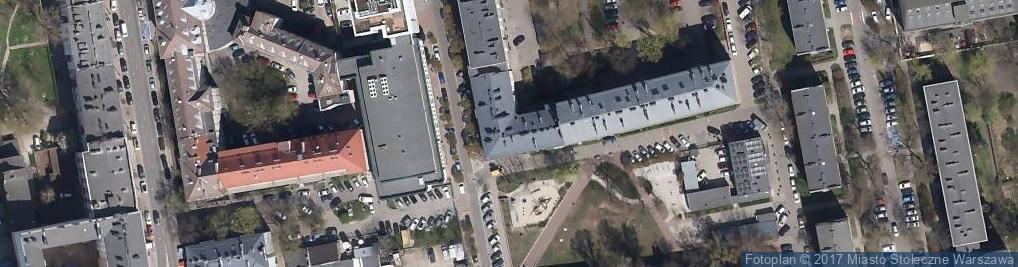 Zdjęcie satelitarne Usługi Księgowe