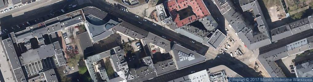 Zdjęcie satelitarne IC & Partners Warsaw Sp. z o.o.