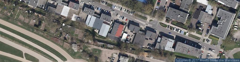 Zdjęcie satelitarne Impet Computers Sp. z o.o.