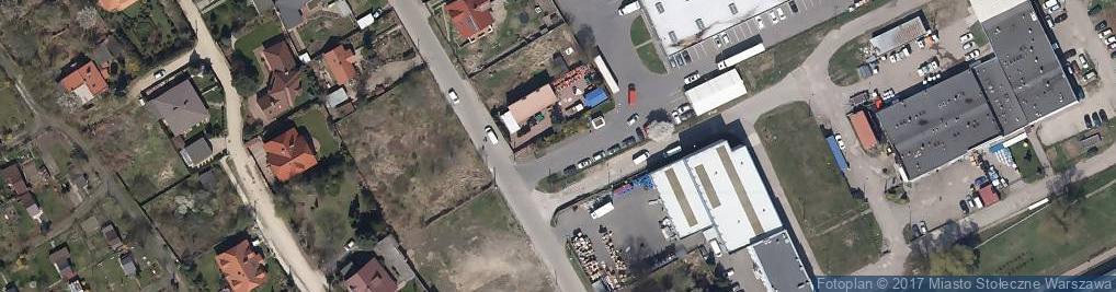 Zdjęcie satelitarne Koncept-L S.A.
