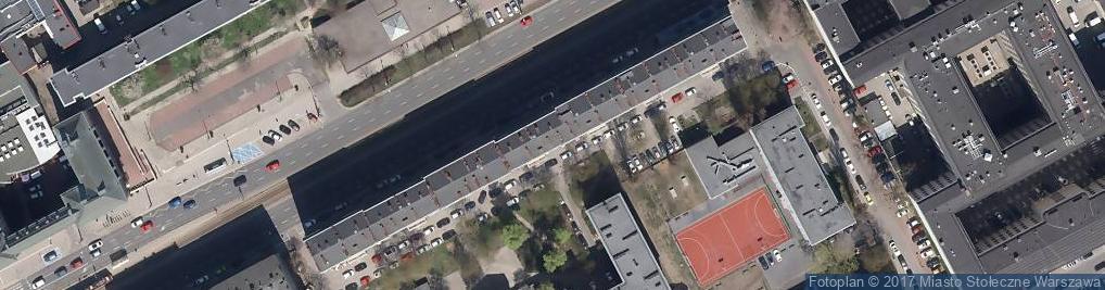 Zdjęcie satelitarne Mail Boxes Etc MBE