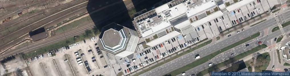 Zdjęcie satelitarne SAFEGE S.A.S. Oddział w Polsce