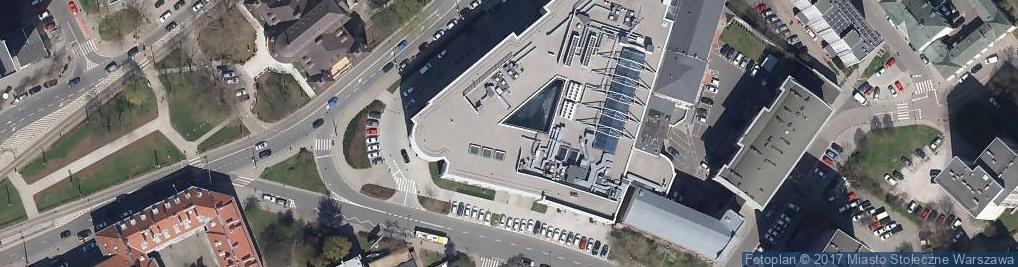 Zdjęcie satelitarne Senator