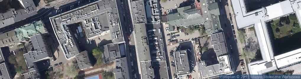 Zdjęcie satelitarne System 2000 Sp. z o.o.