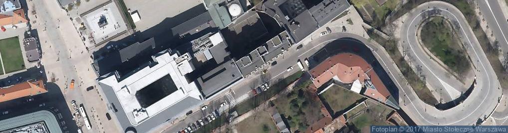 Zdjęcie satelitarne Union Systems
