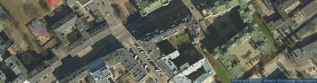 Zdjęcie satelitarne Bliska - Apteka