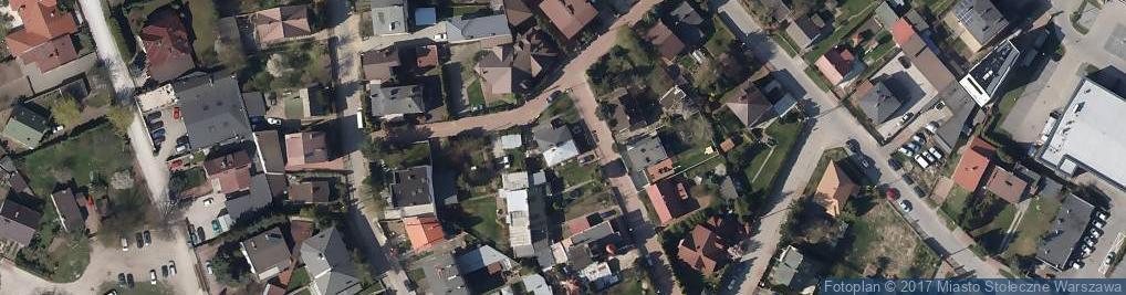 Zdjęcie satelitarne A K Bud